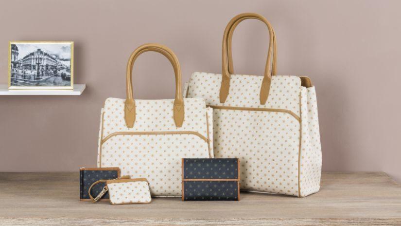 Dizajnové kožené tašky