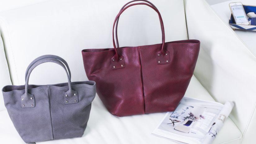 Farebné tašky pre ženy