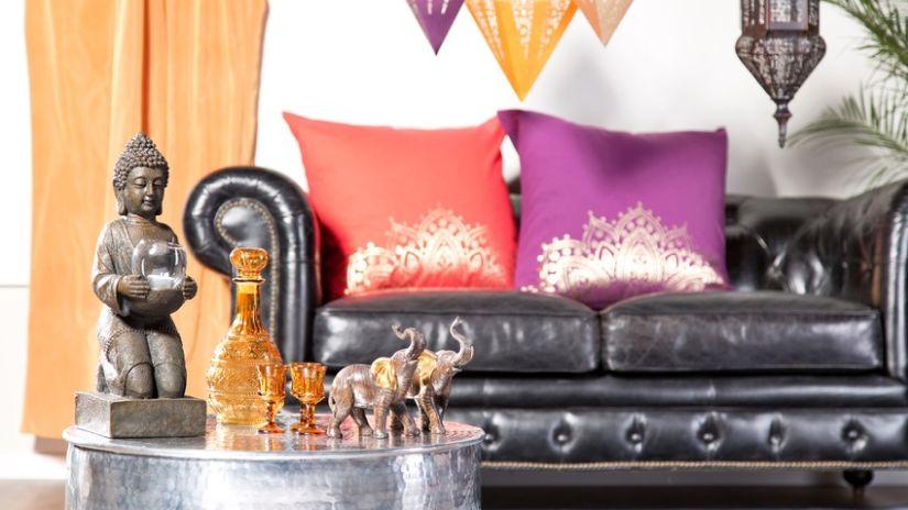 Dekoratívna Buddha soška do obývačky