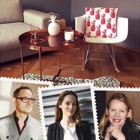 AD at home: Oliver Jahn & Co. zeigen ihr Zuhause
