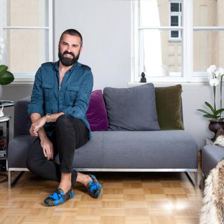 Andreas Haumesser – lovec designových pokladů