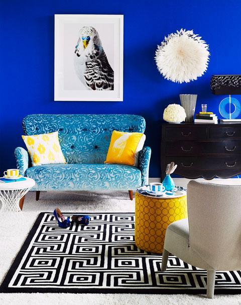 Wandfarben für kleine Räume