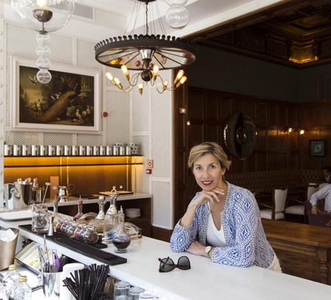 Style-Trip: Barcelona mit Silvia Arenas