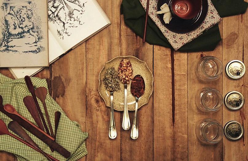 DIY-Ideen für Teeliebhaber