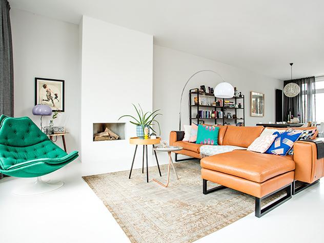 Ámsterdam: en casa de Odette