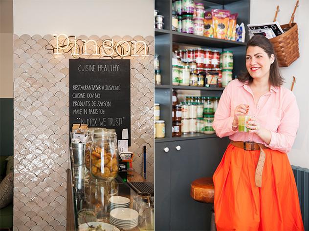 El Café Pinson ofrece una experiencia gourmet rebosante de vitalidad a través de platos y bebidas bio.