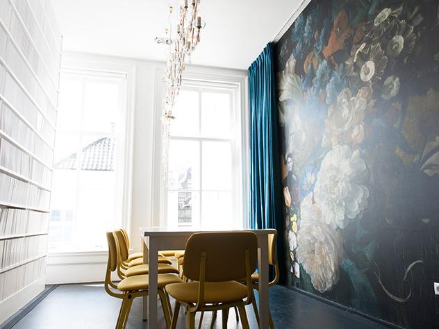 La firma holandesa de jóvenes diseñadores DROOG, con sede en Ámsterdam, es una fuente de inspiración de tendencias.