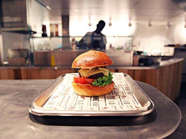The Butcher es uno de los nuevos locales de moda de Ámsterdam.