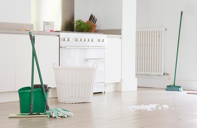 5 trucos para una limpieza a fondo