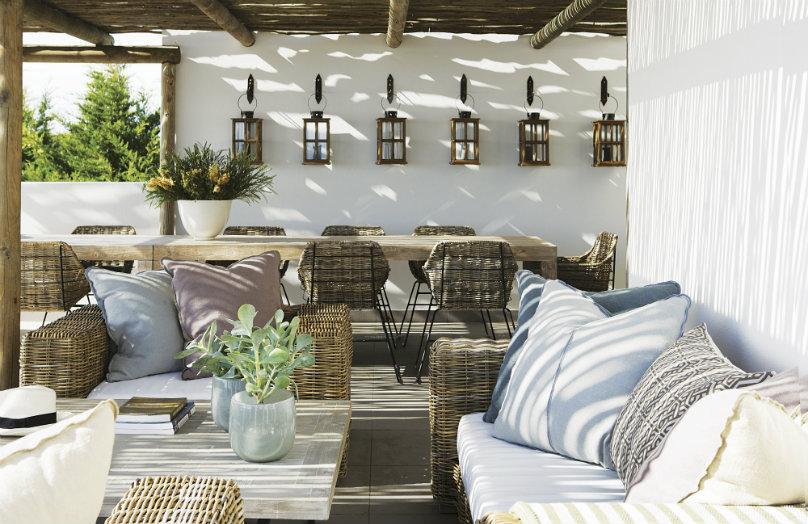 ¿Cuál es el estilo de tu casa de la playa?