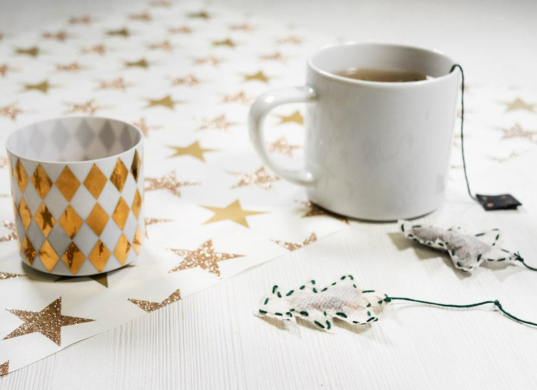 2. Bolsitas de té