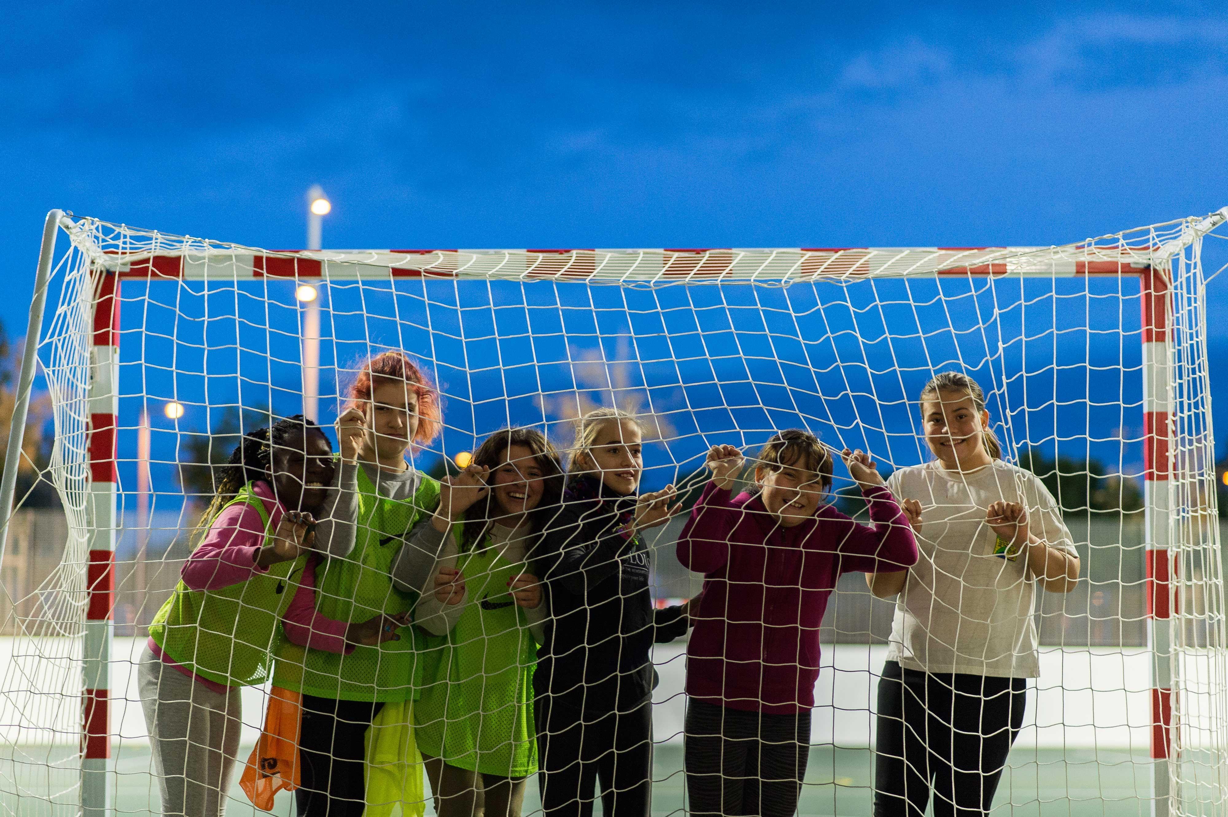 Las actividades deportivas incluyen experiencias educativas basadas en la práctica de diferentes disciplinas.