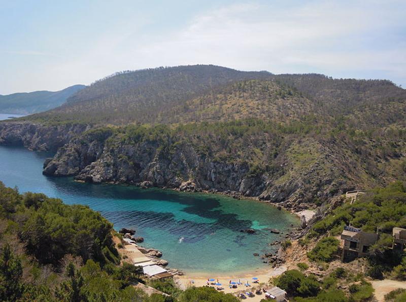 Ibiza - Spiagge - Cala - den - Serra