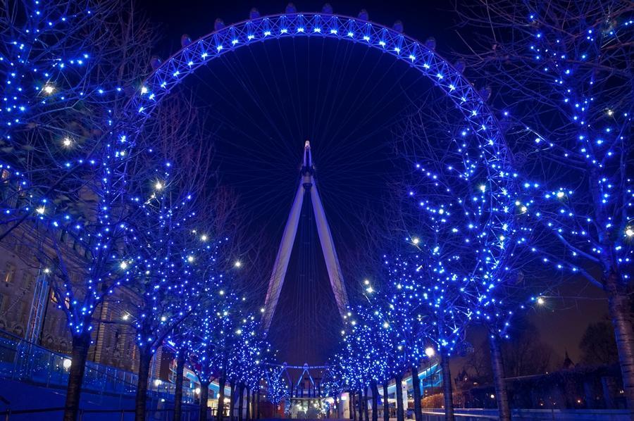 Dalani, Londra, Christmas