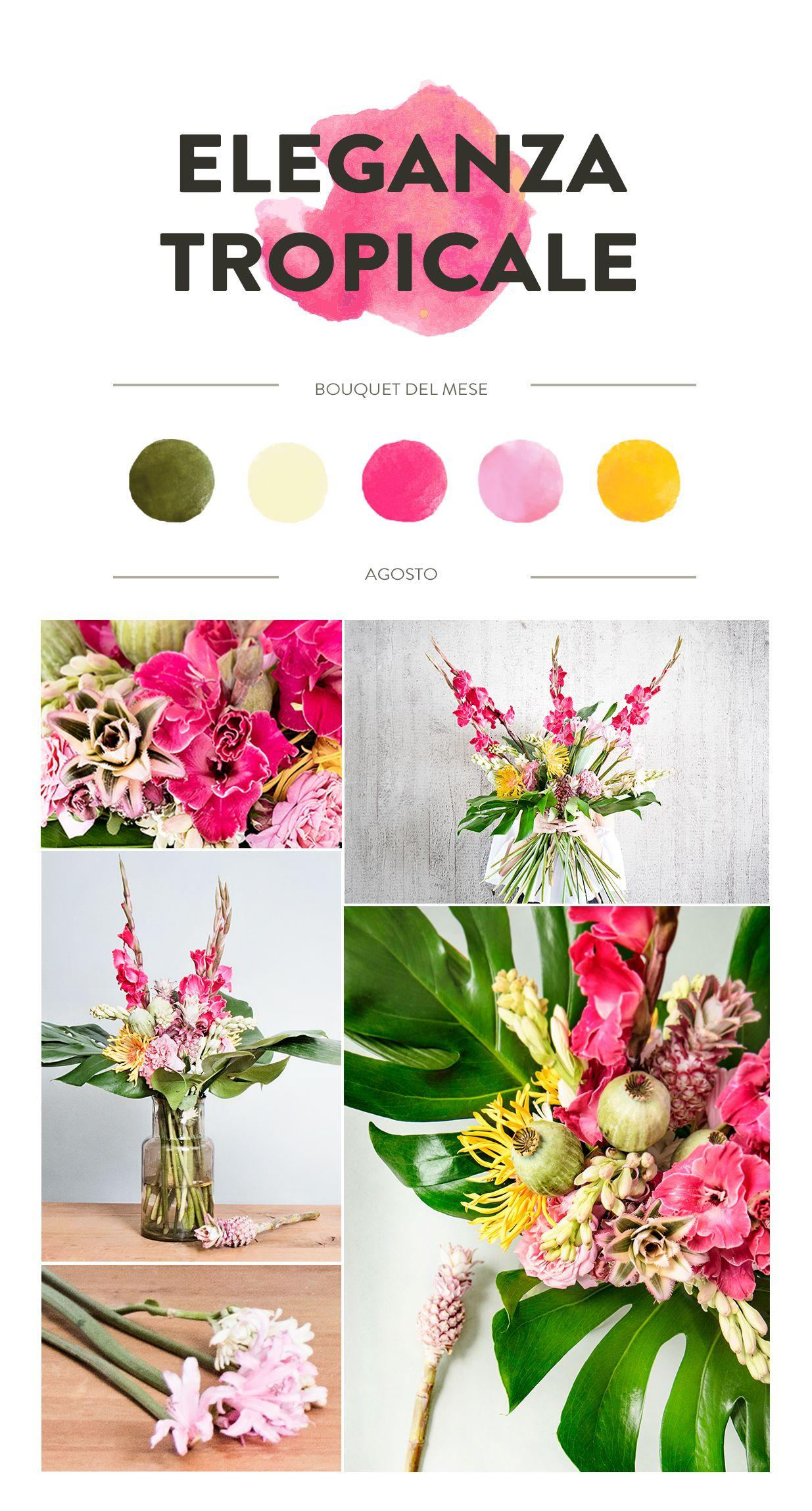 Dalani, Bouquet, Decorazioni, Fiori, Estate, Fai da Te