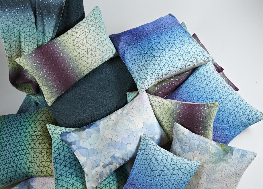 Nitin-goyal, Tessuti, Arredamento, Casa, Colori, Cuscini, Trend, Fashion, Design