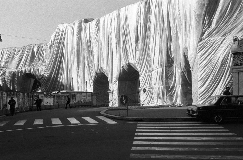 Porta Pinciana, Roma ©Indeciso42 Archivio Personale 1974
