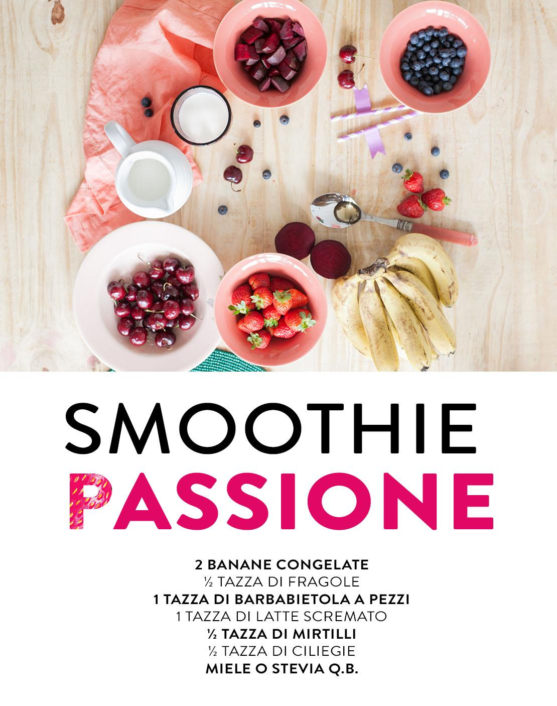 smoothie passione