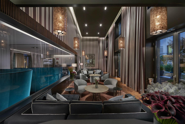 Mandarin Bar - Lounge