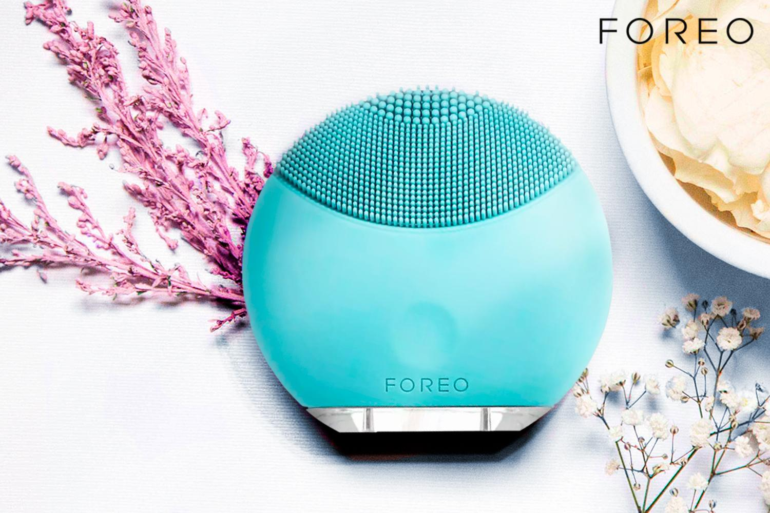 beauty, foreo, luna mini