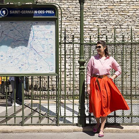 Style Trip in Parijs met Elise Simian