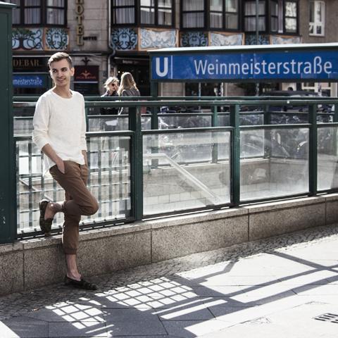 Style Trip in Berlijn met Sebastian Freitag