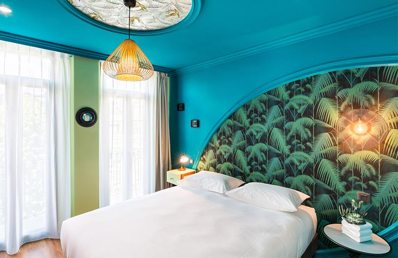 Binnenkijken in Hotel Villa Bougainville in Nice