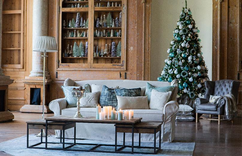 Vier kerst met Rivièra Maison