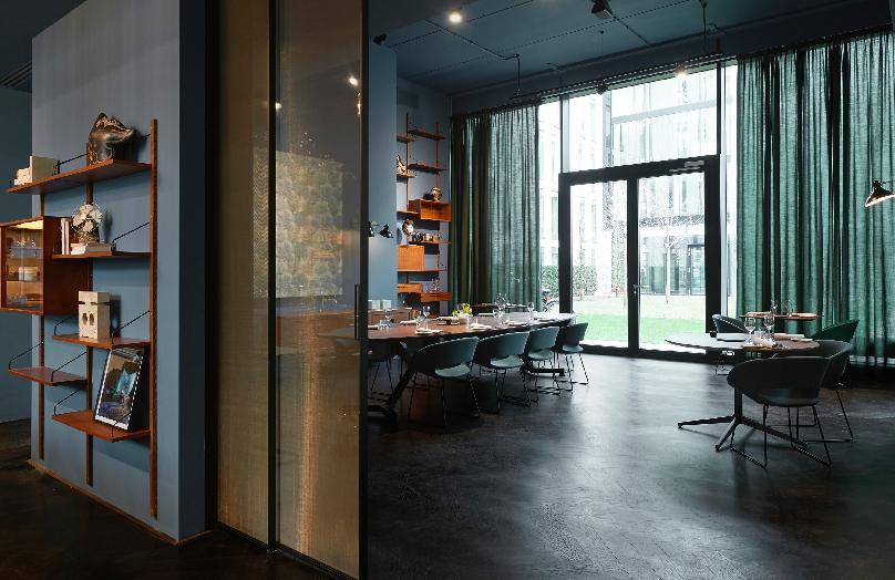 Restaurant Fitzgerald – romantiek voor Rotterdam