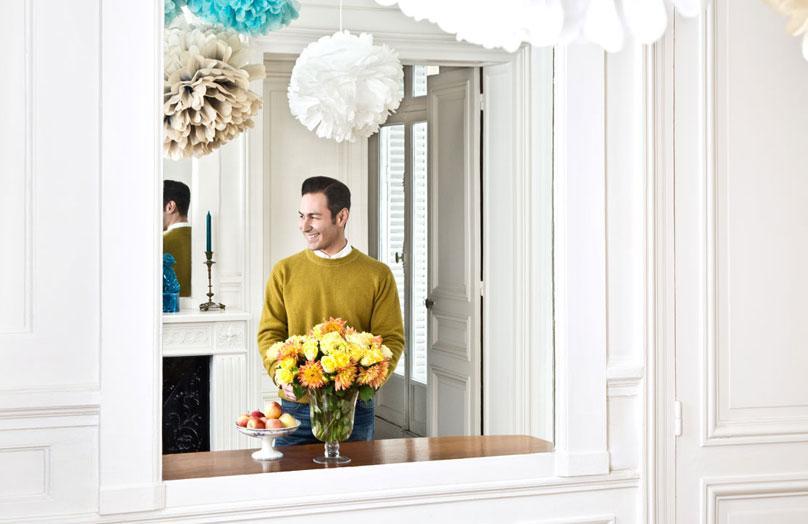 Een Amerikaan in Parijs: Het moderne interieur van Frank Adrian Barron