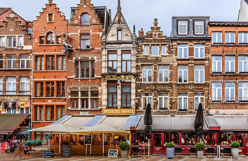 5x mustvisits Antwerpen