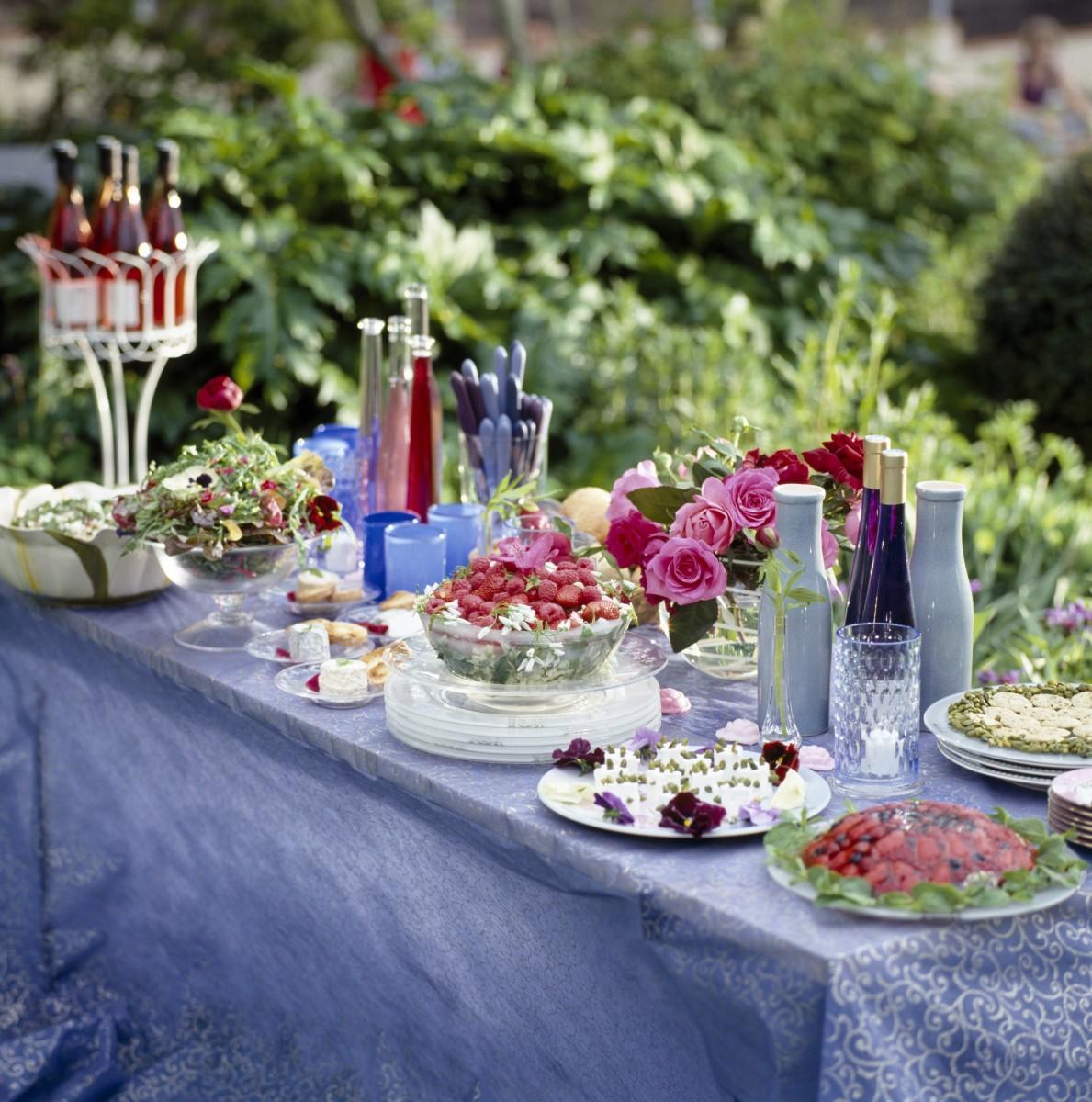 Urządzamy garden party