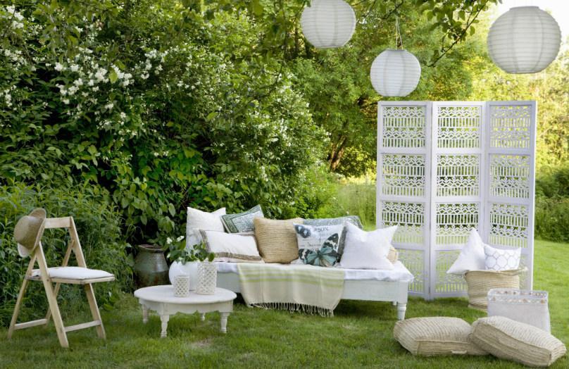 Garden party w pięciu stylach