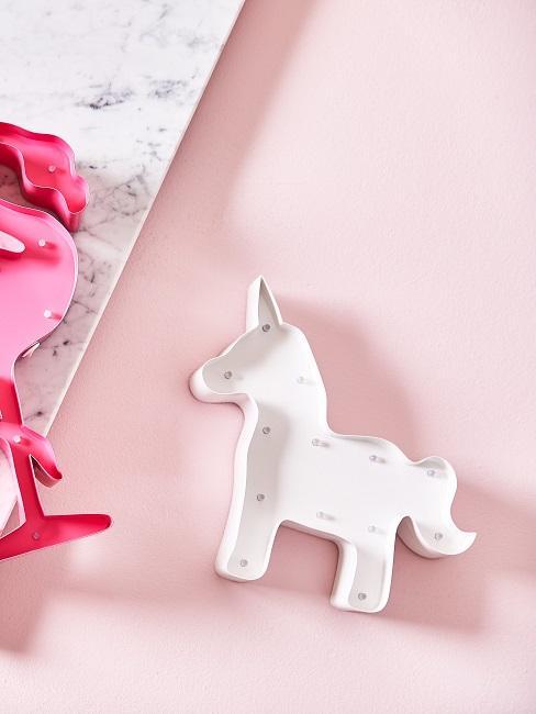 Decorazione cameretta con unicorno