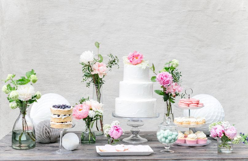 Tipps für einen schönen Sweet-Table