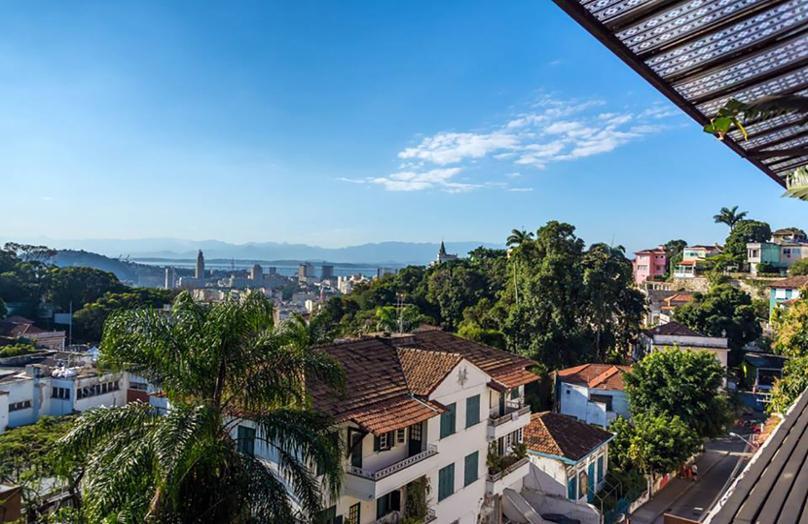 Santa Teresa, el barrio bohemio de Río de Janeiro
