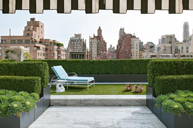Les jardins suspendus de New York