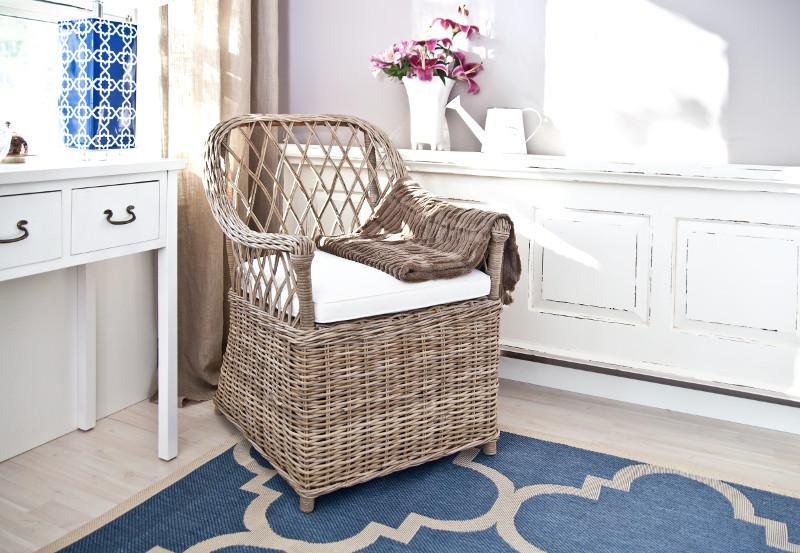 Safavieh : fauteuil et tapis