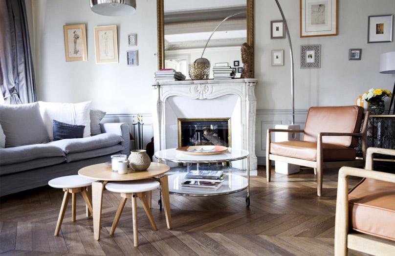 Una casa a Parigi - Maison mon Amour