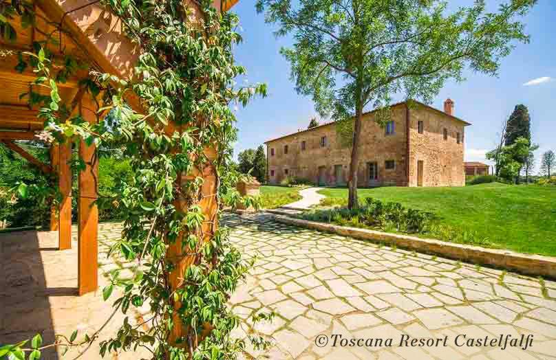 Casale I Bianchi - Oasi di lusso in Toscana