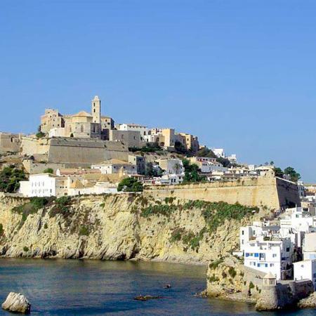 Ibiza lifestyle - Vita in blu