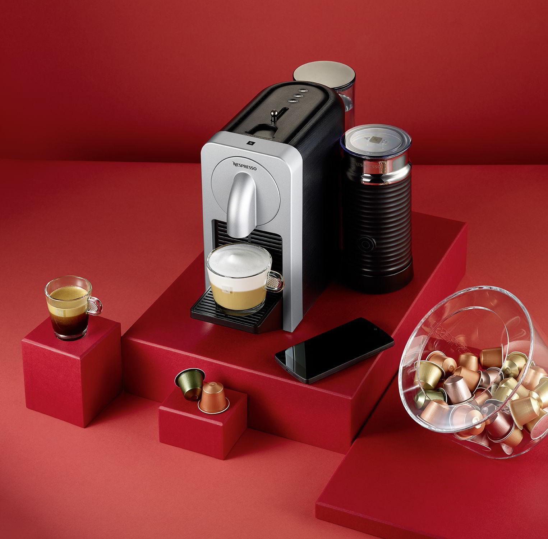 Dalani, Nespresso, Viaggio, Casa, Design