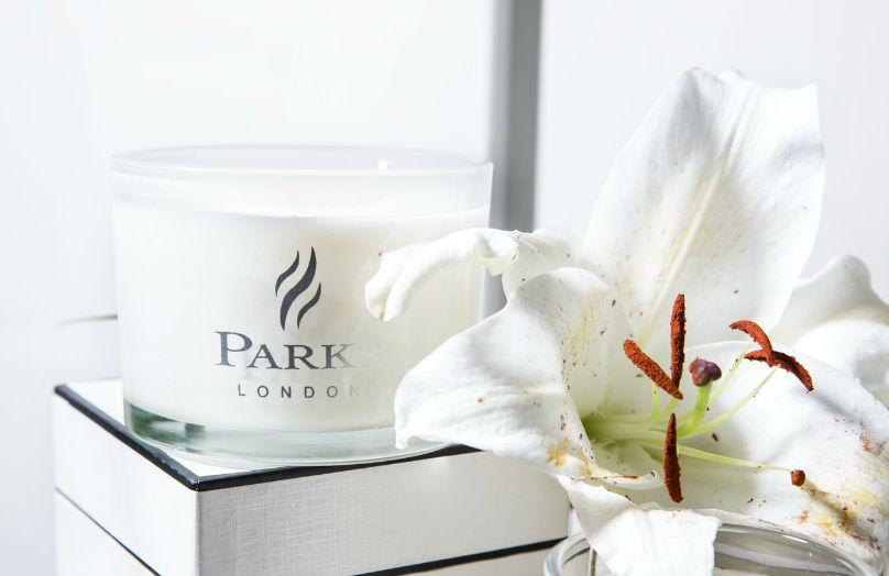 Parks London - L'emozione in una candela