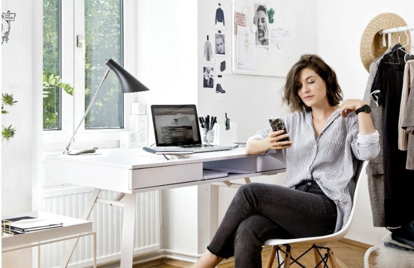 Carola Pojer - A Vienna la mia casa easy chic