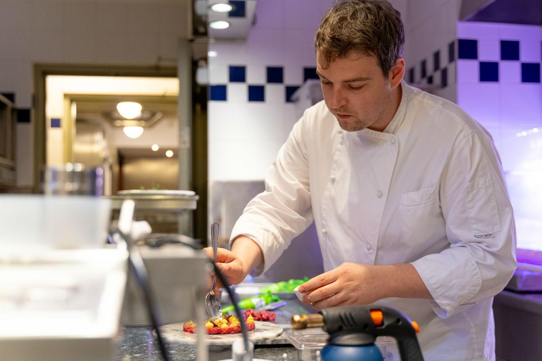 Chef Gabriele Faggionato