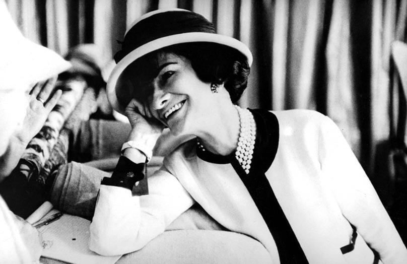 De stijlregels van Coco Chanel