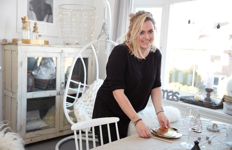 De thuisblijfkerst van blogger Sanne Pol