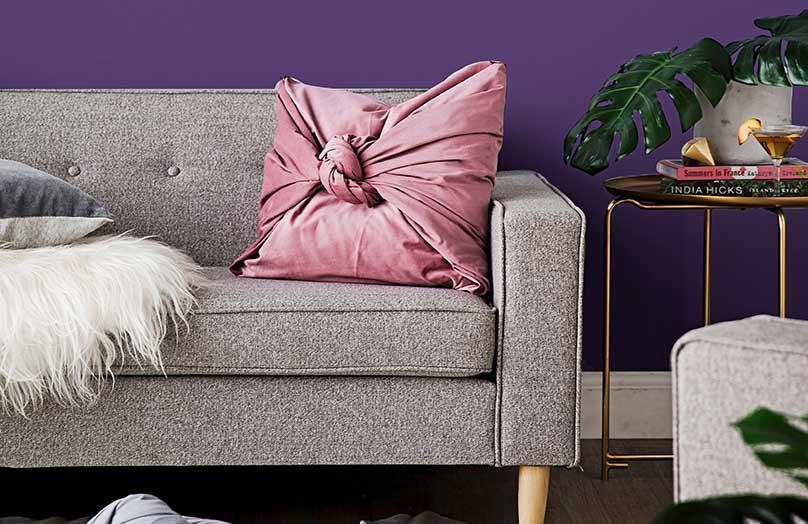 Zo style je Pantone's kleur van 2018 in je interieur