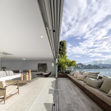 Dom z widokiem na Corcovado