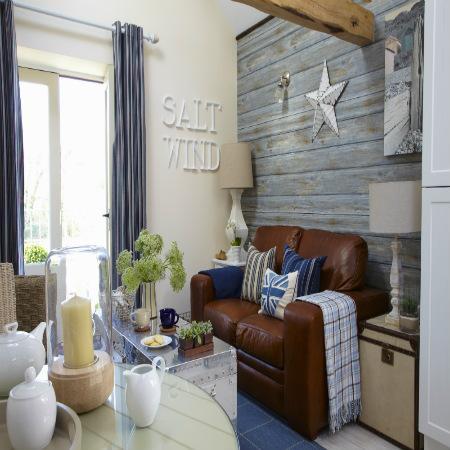 5 sposobów na nadmorskie inspiracje w domu